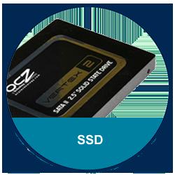 Твердотельные накопители SSD